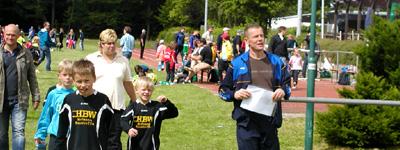 SWG sponsert Fußball- Junioren