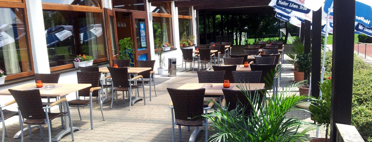 Sportheim-Gaststätte