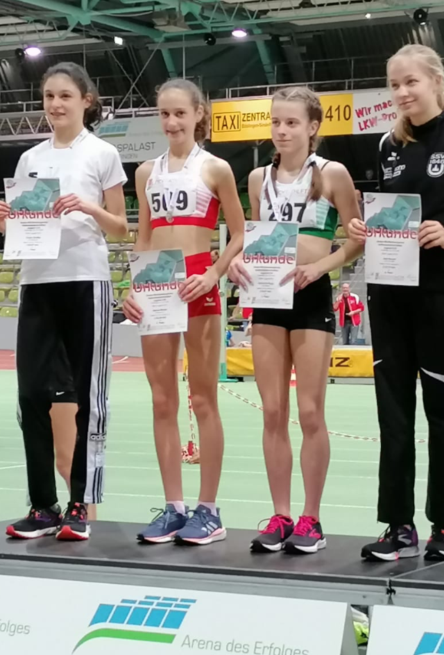 Baden-Württembergischen Meisterschaften U 18